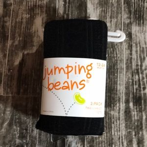 ⭐️ 3 for $15 Jumping Bean 2 pack of Tights
